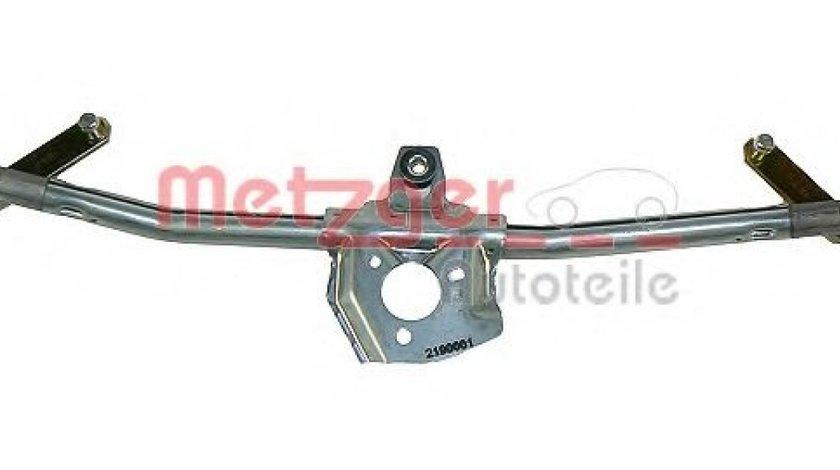 Ansamblu stergatoare parbriz VW GOLF IV (1J1) (1997 - 2005) METZGER 2190001 produs NOU