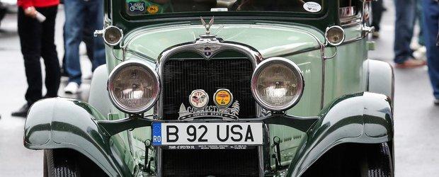 ANTEBELLUM, expozitia vehiculelor istorice antebelice, duminica, Parcul Copiilor
