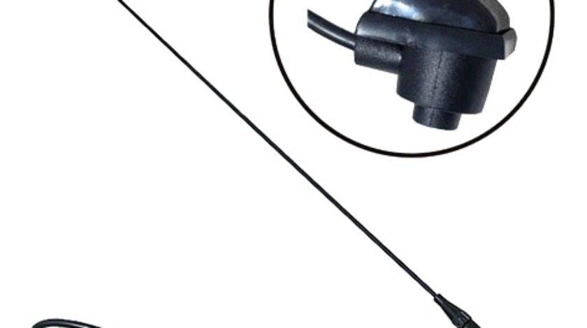 Antena auto Automax neagra 41 cm , 12V AutoLux