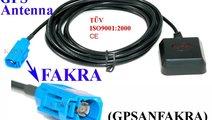 Antena GPS auto Tip FAKRA Antena pentru Navigatie ...
