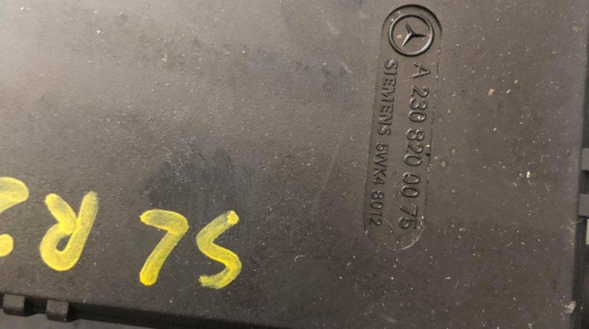 Antena mercedes sl r230 500 2001-2006 a2308200075
