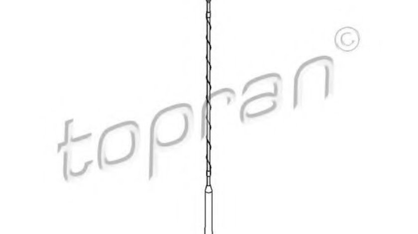 Antena OPEL ASTRA G Hatchback (F48, F08) (1998 - 2009) TOPRAN 206 030 piesa NOUA