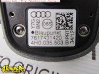 Antena plafon Audi A8 S8 4H originala cod 4H0035503B