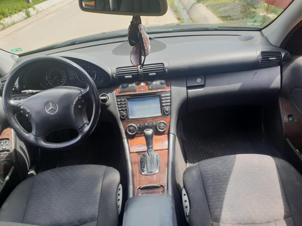 Antena radio Mercedes C-Class W203 2006 om642 3.0 cdi 224cp 3.0 cdi