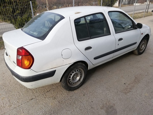 ANTENA RADIO RENAULT CLIO 2 FAB. 2001 - 2005 ⭐⭐⭐⭐⭐