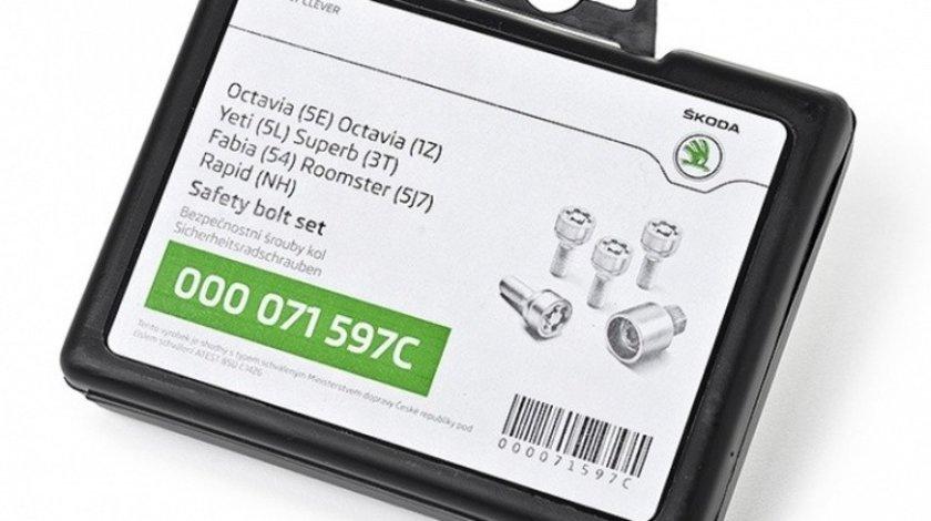 Antifurt Roti Oe Skoda Rapid NH 2012→ 000071597C