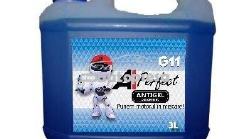 Antigel concentrat AI PERFECT G11 Albastru 3 L 100AIPG113 produs NOU