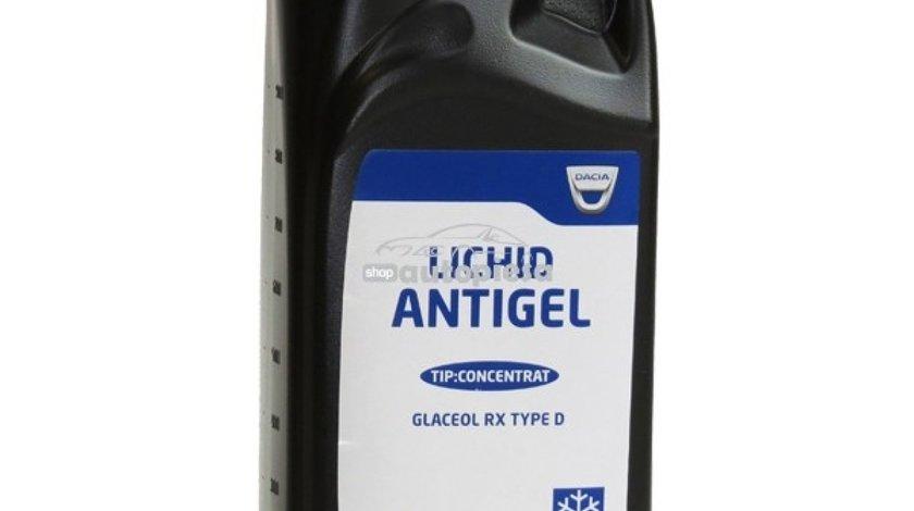 Antigel concentrat DACIA Tip D Verde 1 L 6001997196 piesa NOUA