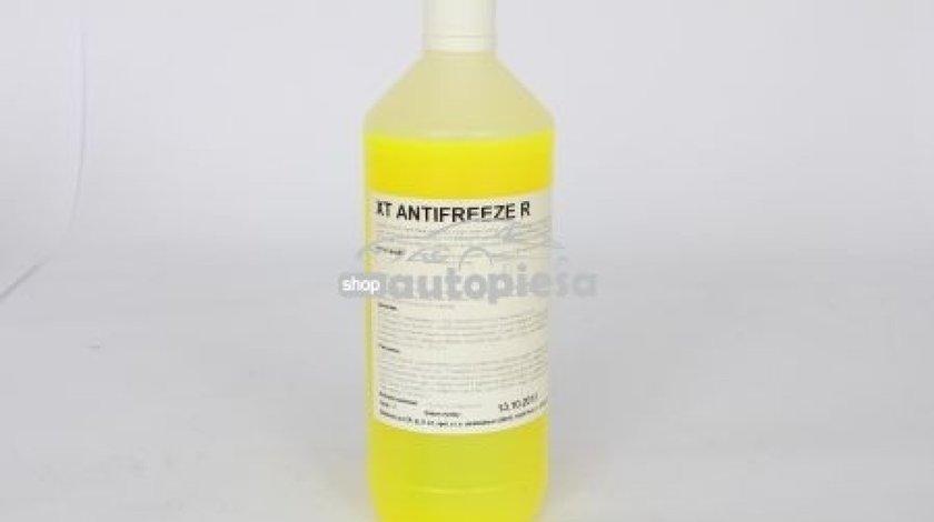 Antigel concentrat XT Tip D Galben 1 L XTANTIFREEZE R1L piesa NOUA