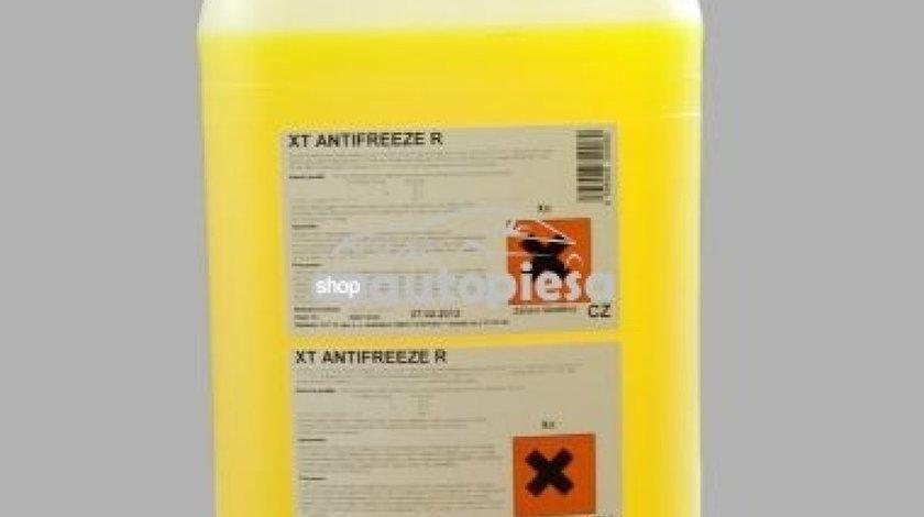 Antigel concentrat XT Tip D Galben 25 L XTANTIFREEZER25L piesa NOUA