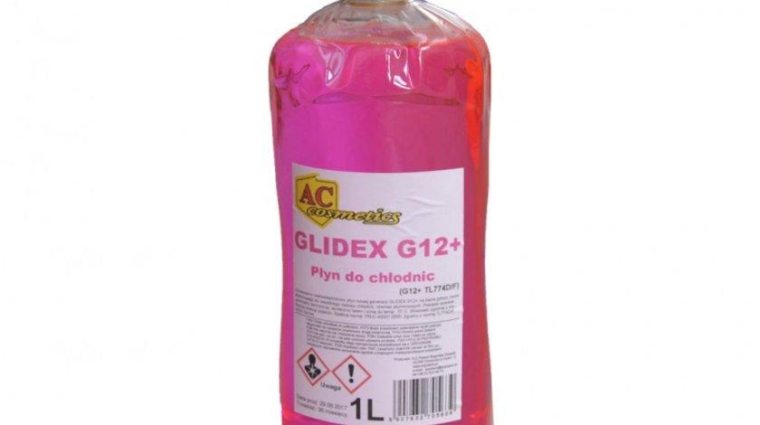 Antigel diluat Glidex G12+ roz 1 litru AutoLux