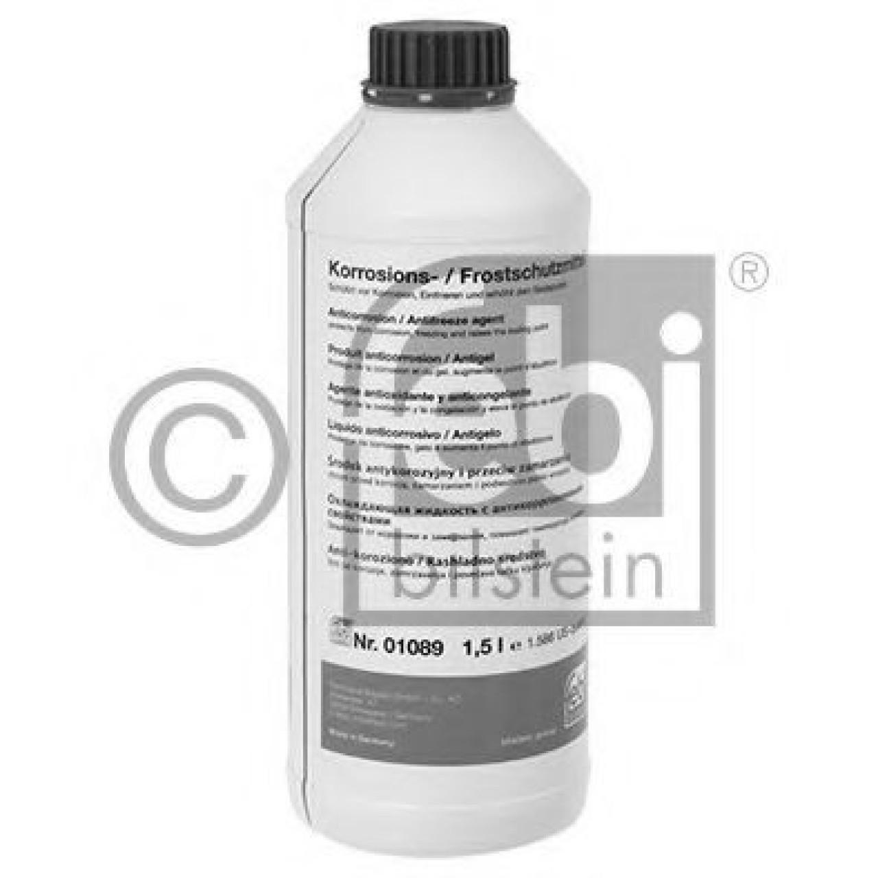 Antigel FORD FIESTA V (JH, JD) (2001 - 2010) FEBI BILSTEIN 01089 produs NOU