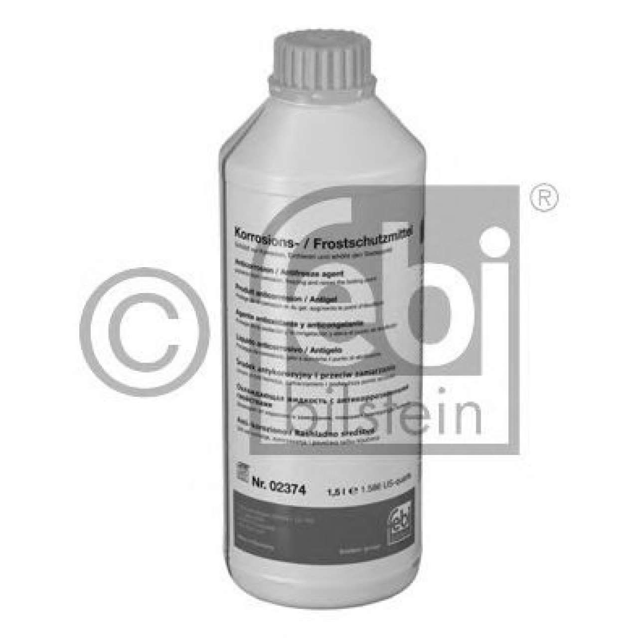 Antigel FORD MONDEO III Limuzina (B4Y) (2000 - 2007) FEBI BILSTEIN 02374 produs NOU