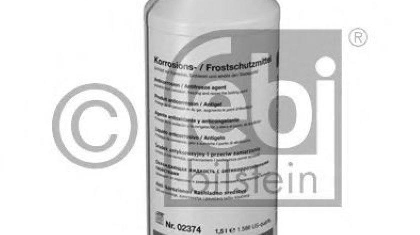 Antigel MERCEDES SPRINTER 2-t caroserie (901, 902) (1995 - 2006) FEBI BILSTEIN 02374 produs NOU