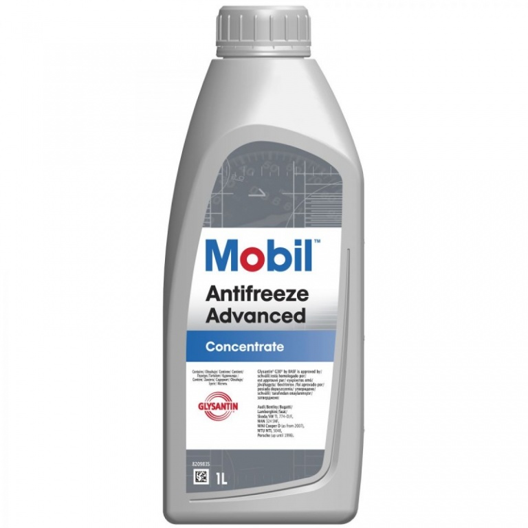 Antigel Mobil Antifreeze G12 1L