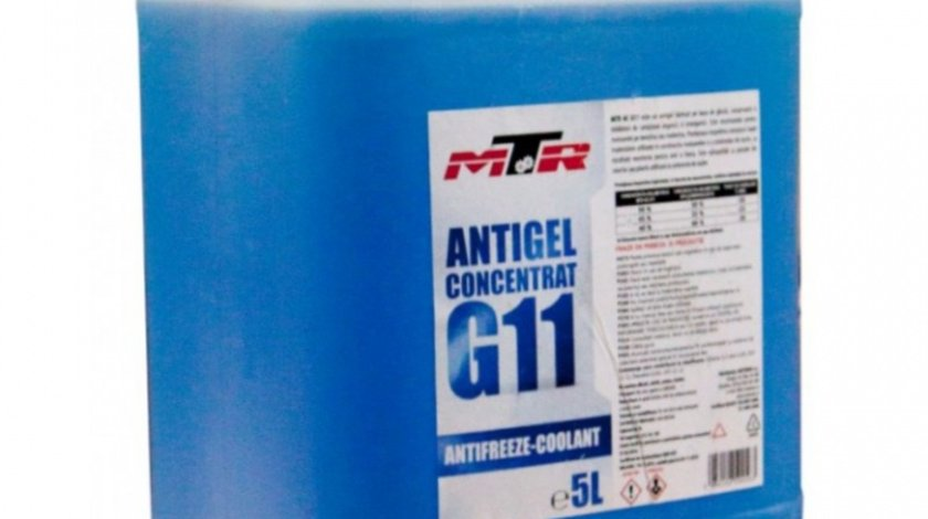 Antigel Mtr G11 Concentrat 5L