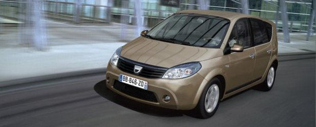 Anul acesta Dacia va lansa modelul Popster