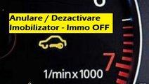 Anulare Imobilizator - Immo Off