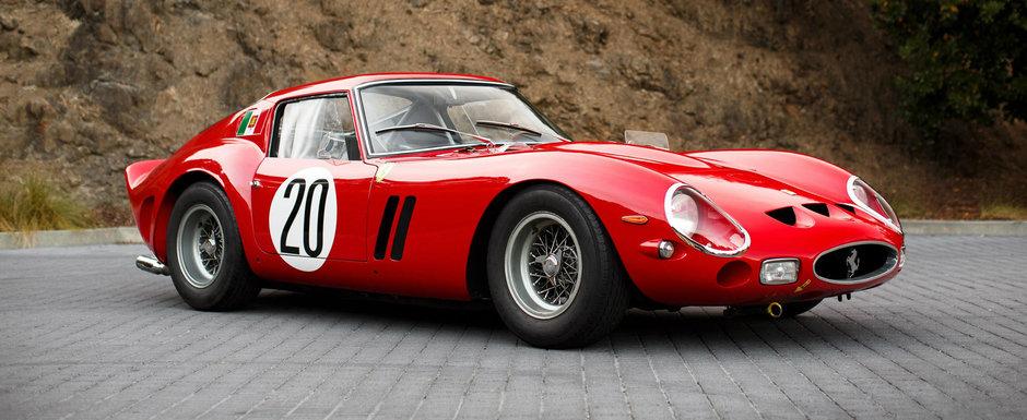 """Anuntul cu care Ferrari si-a bulversat fanii: """" Da, vom lansa o continuare pentru 250 GTO!"""""""