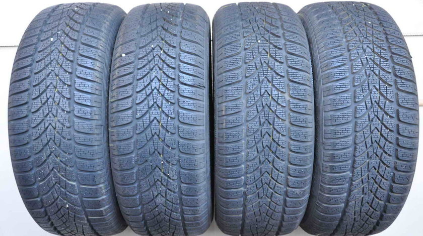Anvelope Iarna 16 inch Dunlop WinterSport 4D 205/55 R16