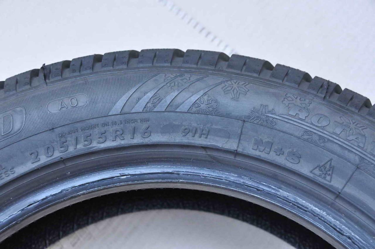Anvelope Iarna 16 inch Dunlop WinterSport 4D 205/55 R16
