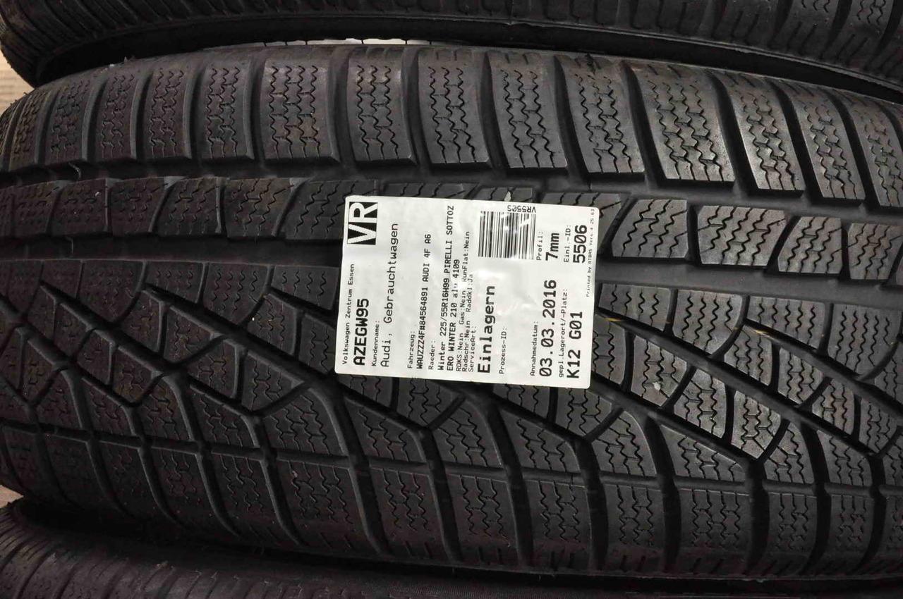 ANVELOPE IARNA 16 INCH Pirelli Sottozero 225/55/R16