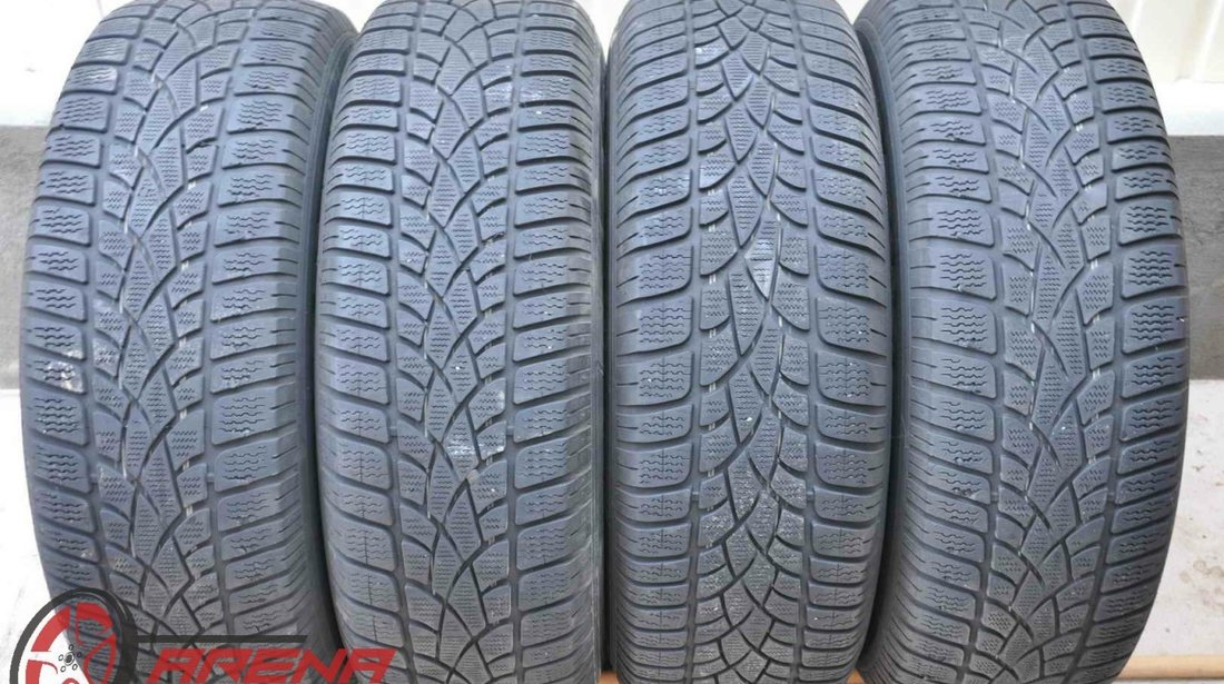 Anvelope Iarna 17 inch Dunlop WinterSport 3D 235/65 R17 104H