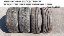 anvelope IARNA 225/50/17 RUNFLAT BRIDGESTONE 7.8MM...
