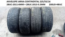 anvelope iarna CONTINENTAL 225/55/16  2BUC-2011-6M...