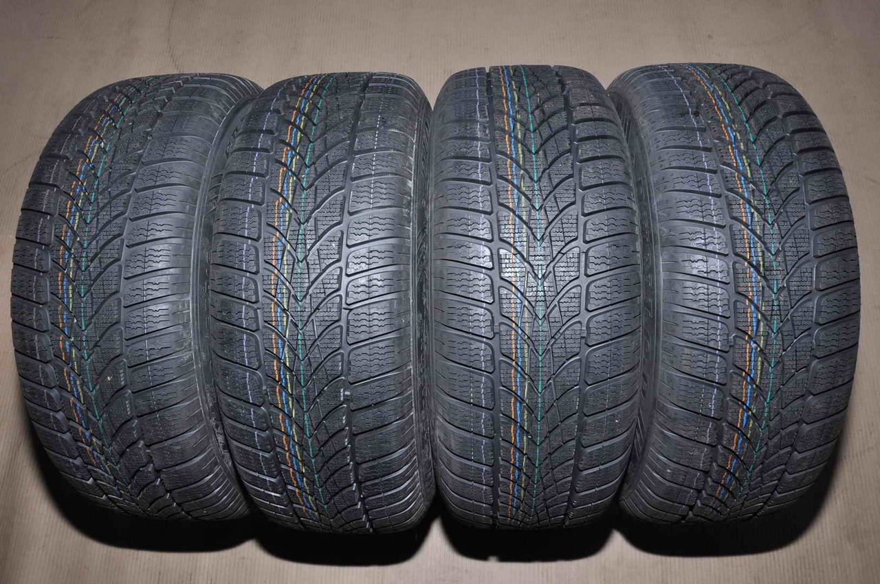 ANVELOPE IARNA NOI 16 inch Dunlop WinterSport 4D 225/55 R16