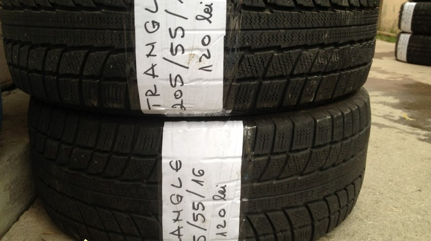 Anvelope iarna second hand 205/ 55R16