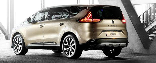 Anvelope sport si masina de familie: Dunlop Sport Maxx RT si Renault Espace