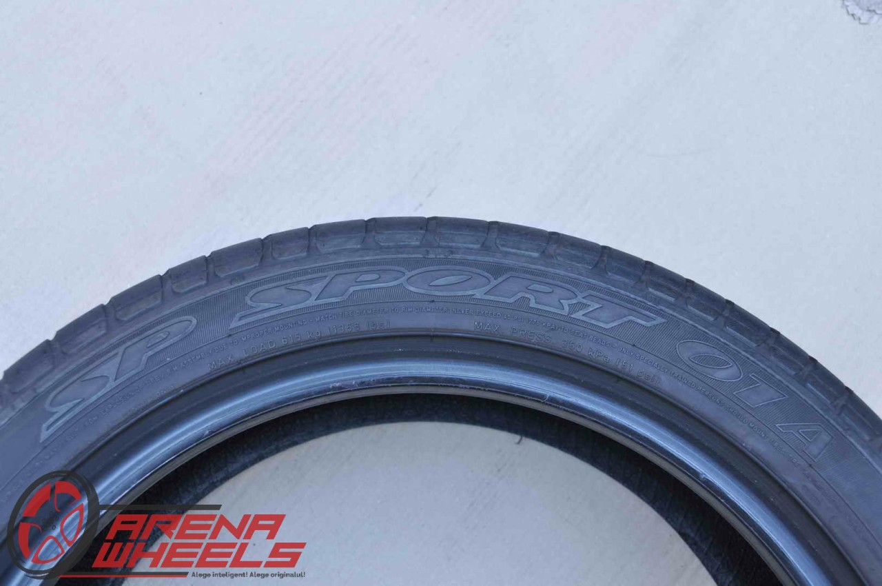 Anvelope Vara 17 inch Dunlop SP Sport 01 225/45 R17 91W