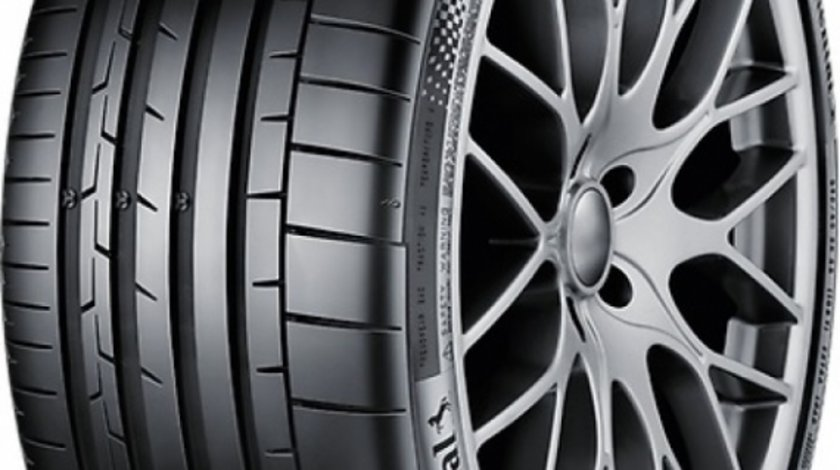 Anvelope Vara 225/35/R19 CONTINENTAL SPORTCONTACT 6 SSR