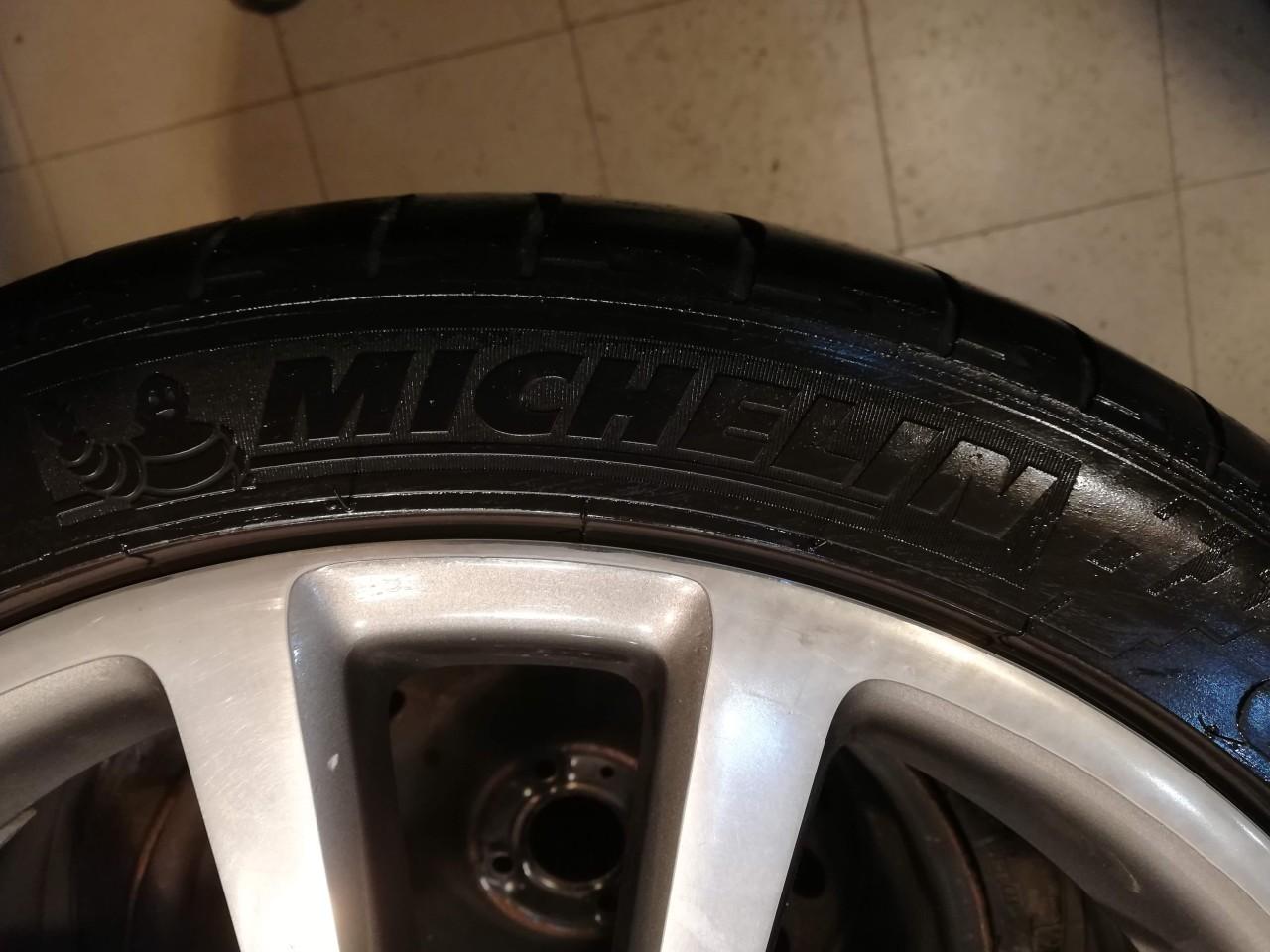 Anvelope vara 225 40 18 Good Year, Michelin, Firestone - 3 seturi