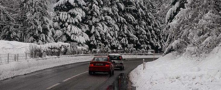 Anvelopele de iarna obligatorii nu sunt chiar... obligatorii