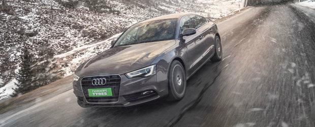 Anvelopele de iarna premium Nokian Tyres exceleaza in orice conditii de drum