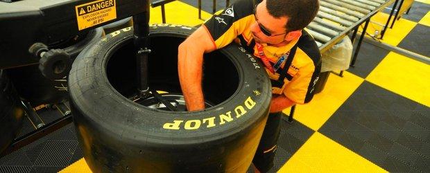 Anvelopele Dunlop, cele mai rapide pe Nurburgring