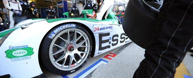 Anvelopele MICHELIN si cursa de 24 de ore de la Le Mans