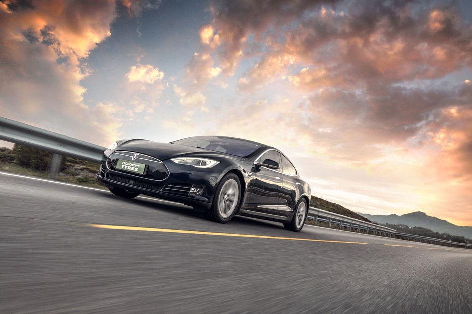 Anvelopele pentru masini electrice