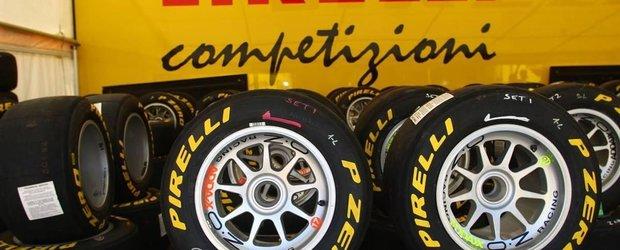 Anvelopele Pirelli, rezistente la Monza
