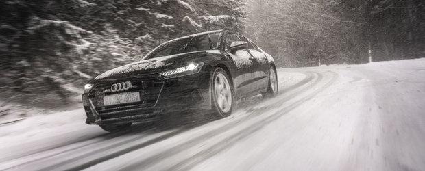 Anvelopele premium Nokian Tyres ofera o experienta de condus sigura in timpul iernii