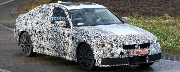 Apar noi detalii despre viitorul BMW Seria 3. Va avea mai multi cai putere iar M3-ul va avea si motor electric