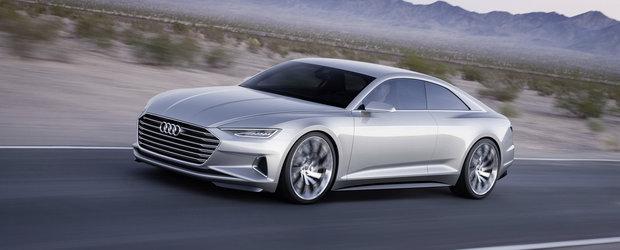 Apar tot mai multe informatii despre noul Audi A8. Ce spun cele mai recente