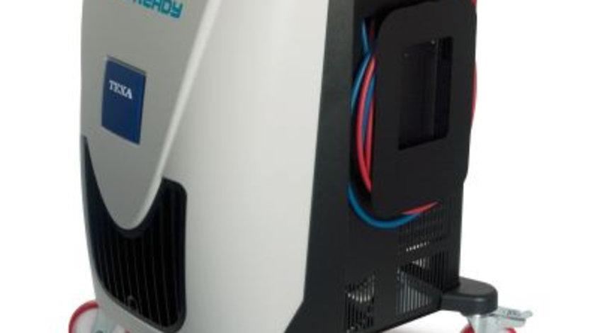 Aparat automat clima auto KONFORT 760R, functionare cu: R1234yf