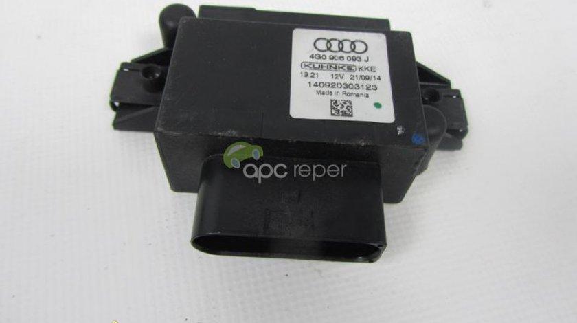 Aparat Comanda pompa combustibil Audi A4 8k cod 4G0906093J