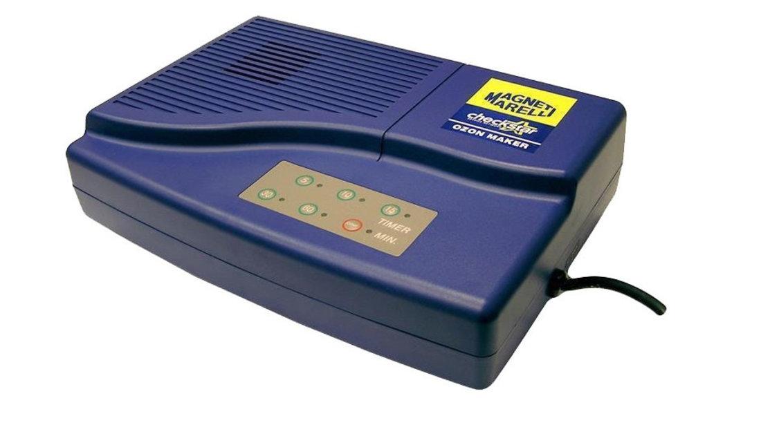 Aparat generator de ozon, aparat profesional decontaminare habitaclu Magneti Marelli cod intern: MM498