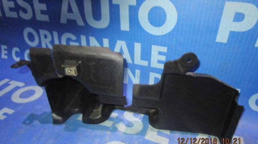 Aparatoare noroi BMW E60; 74850610 (protectie capete de bara)