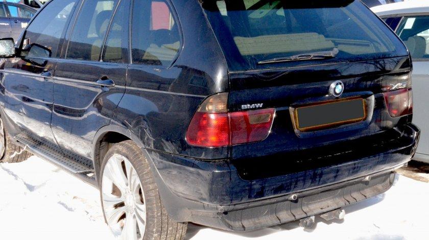 Aparatoare noroi stanga sau dreapta fata BMW X5 E53 NFL 184cp M57 2003 Automat Negru Anglia Volan Dr. Uk.