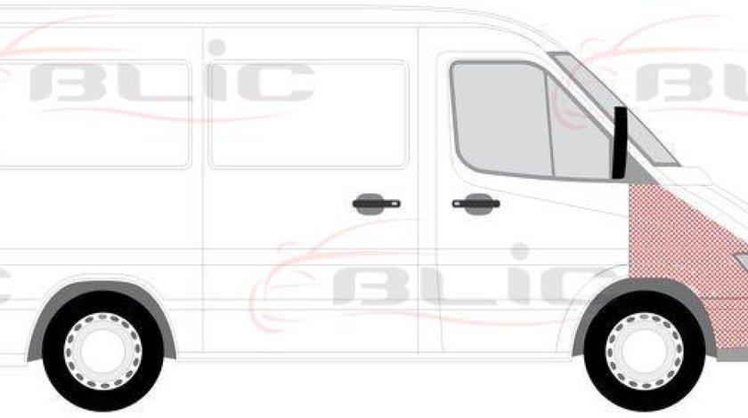 Aparatoarea aripei MERCEDES-BENZ SPRINTER 3-t Autobus 903 Producator BLIC 6504-02-3546422P